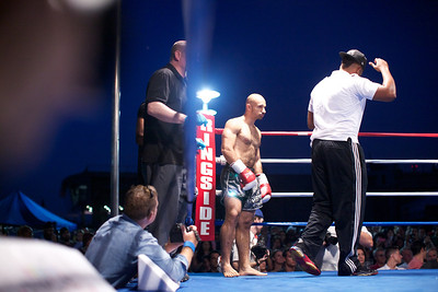 Friday Night Fights 8-4-11, Rumble on the River