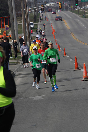 Friendly Son's of St. Patrick Run 2013