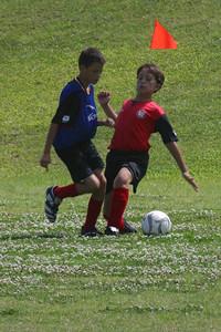 Friendship Tournament actions 10/20/07 U12 Boys