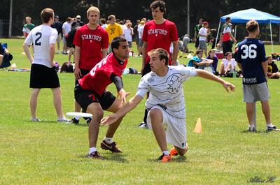 Ultimate College Regionals SW 2011