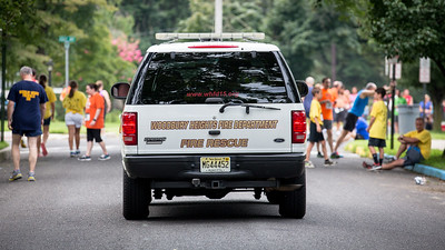 Hot Run in the Summertime 5K - Proceeds to benefit the reconstruction of the Woodbury Heights Fire Department