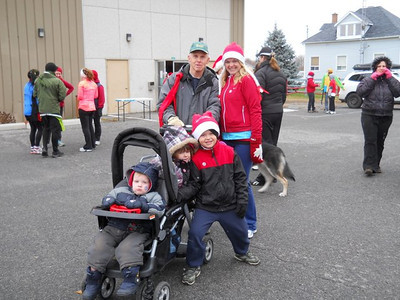 Rember's are ready for 2012 Rudolph Run