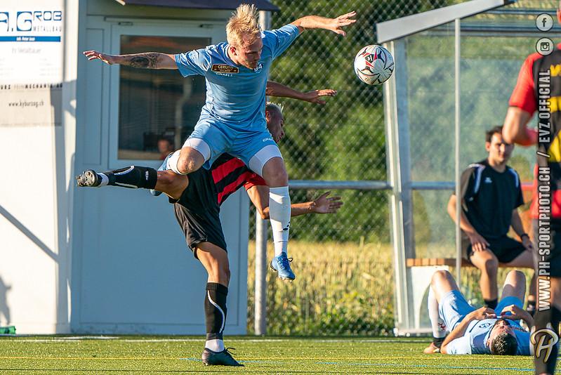 Fussball Vorbereitungsspiel - 20/19: FC Wettswil-Bonstetten - Zug 94 - 30-06-2020