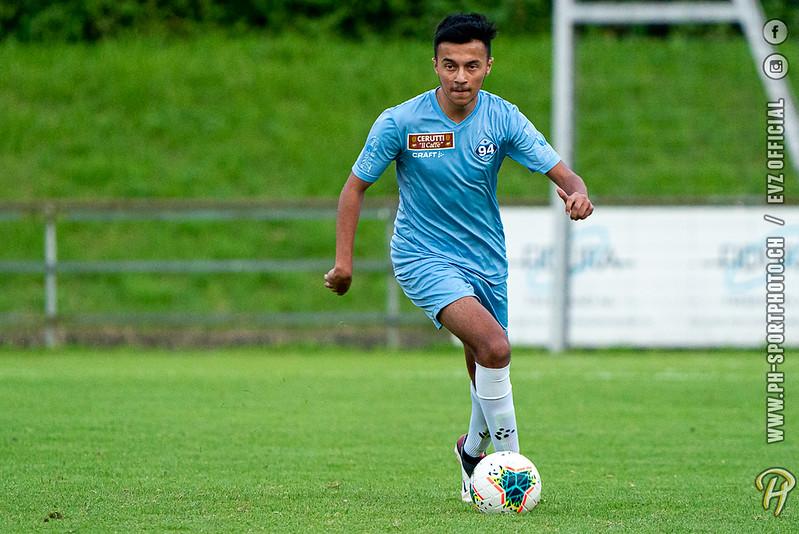 Fussball Vorbereitungsspiel - 20/19: Zug 94 - Kickers Luzern - 14-07-2020