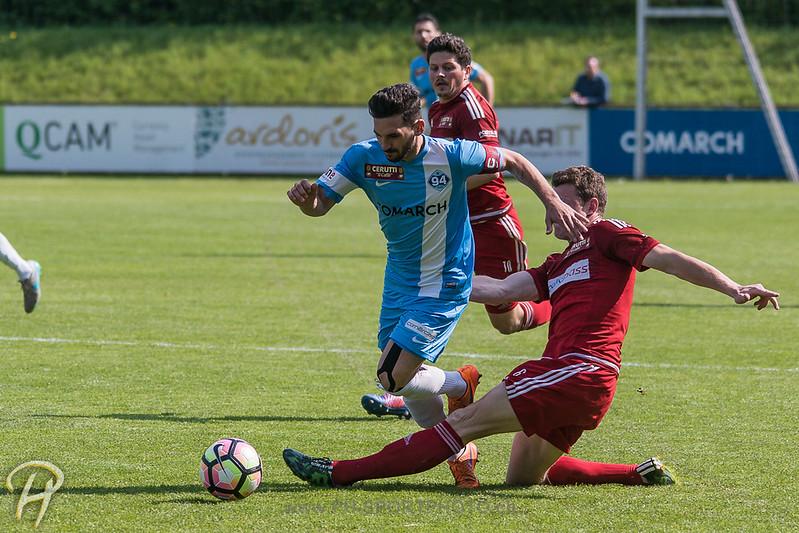 1. Liga, Gruppe 2: Zug 94 - FC Sursee - 0:2