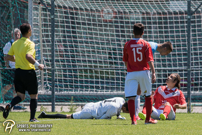 Coca-Cola Junior League B, Gruppe 1: Zug 94 - FC Lugano - 2:1