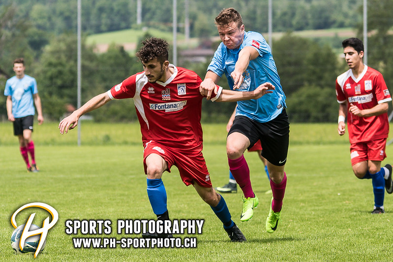 Coca-Cola Junior League A, Gruppe 1: Zug 94 - FC Rapid Lugano - 5:2