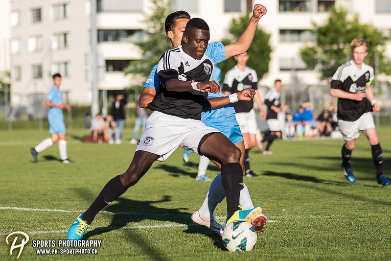 Junioren B (CCJL B) - Cup 1/2-Final: Zug 94 - Team OG Kickers - 4:0 - Bild-ID: 201706071742