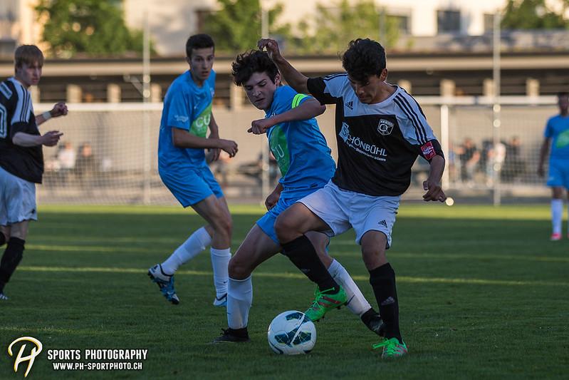 Junioren B (CCJL B) - Cup 1/2-Final: Zug 94 - Team OG Kickers - 4:0 - Bild-ID: 201706072245