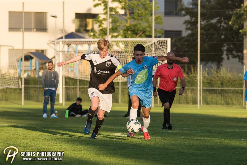 Junioren B (CCJL B) - Cup 1/2-Final: Zug 94 - Team OG Kickers - 4:0 - Bild-ID: 201706072372