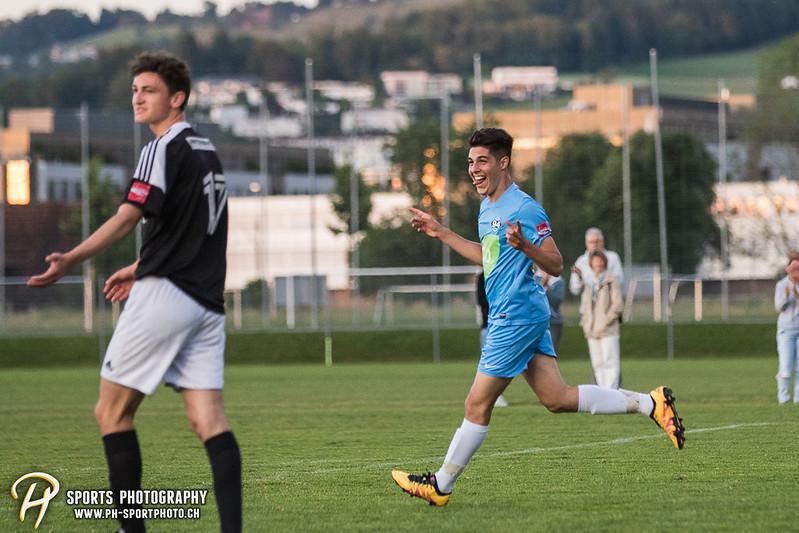 Junioren B (CCJL B) - Cup 1/2-Final: Zug 94 - Team OG Kickers - 4:0 - Bild-ID: 201706072721