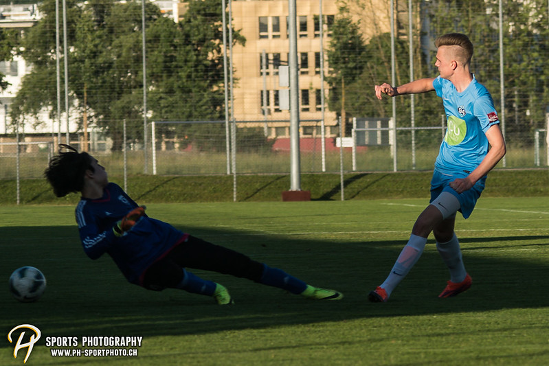 Junioren B (CCJL B) - Cup 1/2-Final: Zug 94 - Team OG Kickers - 4:0 - Bild-ID: 201706071802