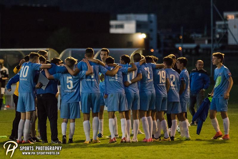 Junioren B (CCJL B) - Cup 1/2-Final: Zug 94 - Team OG Kickers - 4:0 - Bild-ID: 201706072855