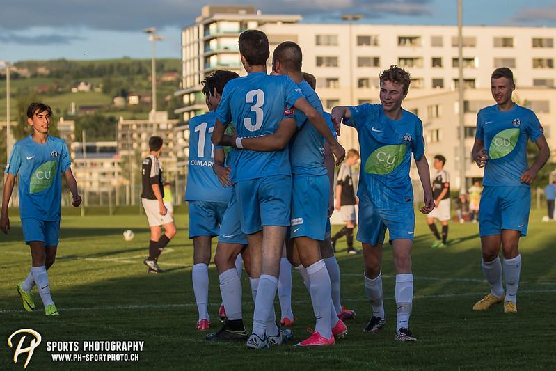 Junioren B (CCJL B) - Cup 1/2-Final: Zug 94 - Team OG Kickers - 4:0 - Bild-ID: 201706072330