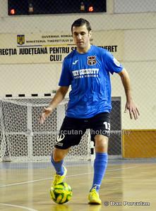 Futsal M - CFF Clujana Cluj-Napoca 1 - 4 CS KSE Targu Secuiesc   Copyright © Dan Porcutan - http://facebook.com/danporcutan