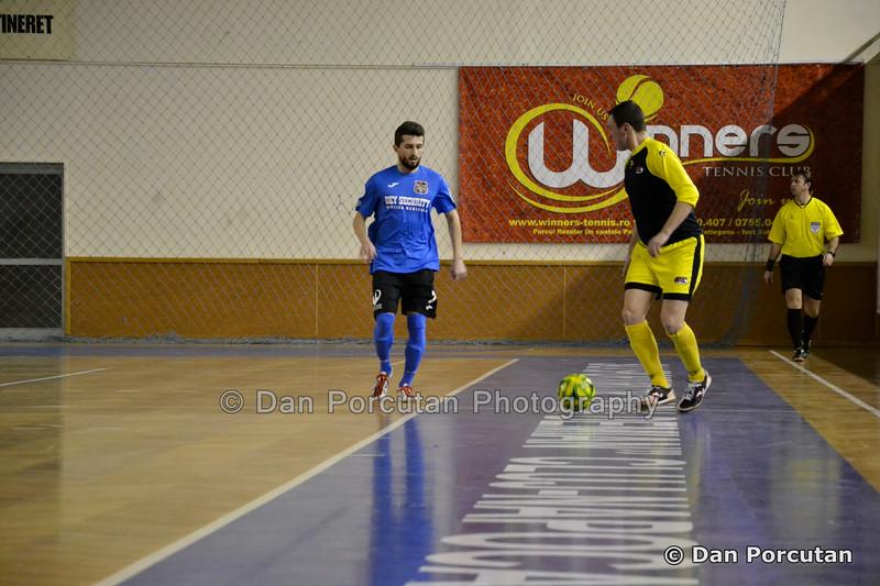 "Futsal M - CFF Clujana Cluj-Napoca 1 - 4 CS KSE Targu Secuiesc | Copyright © Dan Porcutan - <a href=""http://facebook.com/danporcutan"">http://facebook.com/danporcutan</a>"