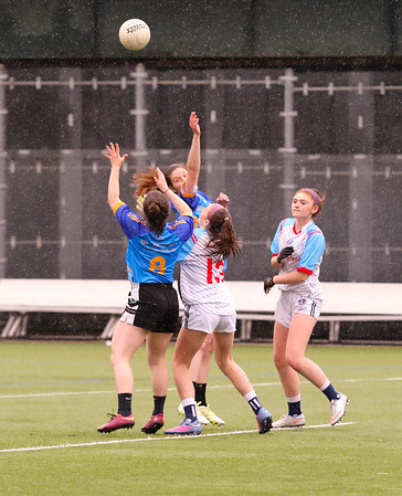 GAA Girls 14U vs Behans 5-13-17
