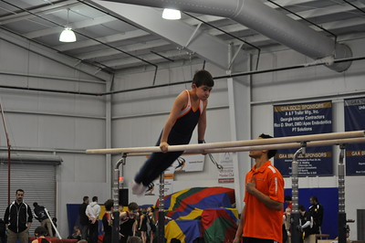 GAA Invite 2014 Level 5 PBars
