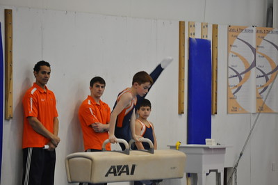 GAA Invite 2014 Level 5 Pommel