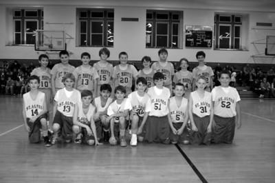 Annual St. Agnes Joseph P. Altman, Jr. Memorial 6th Grade Boys & Girls CYO Basketball Tournament
