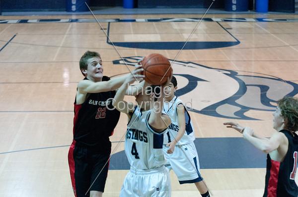 #4 Cam - Freshman Basketball