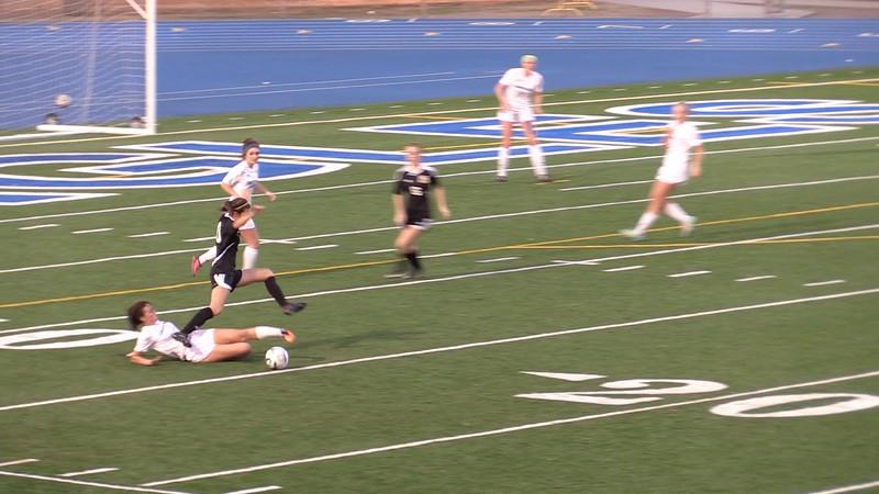 Soccer Highlights Granite Hills vs El Cap Girls Varsity
