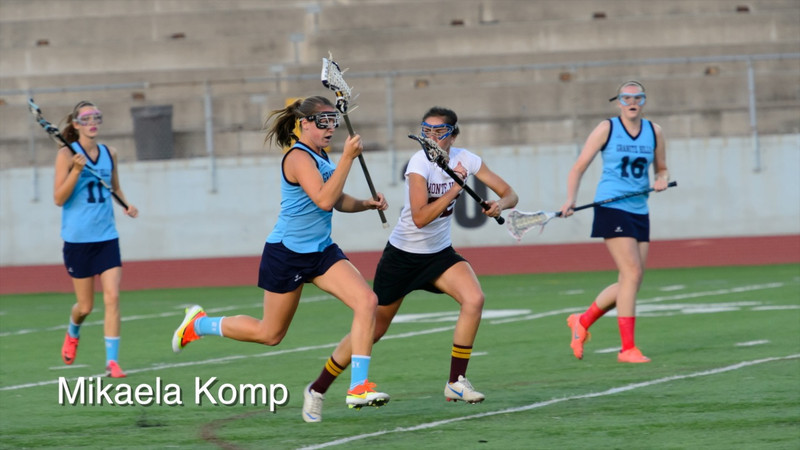 Mikaela Komp<br /> 2013 LaCrosse Highlights