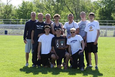 GHS Track District Finals
