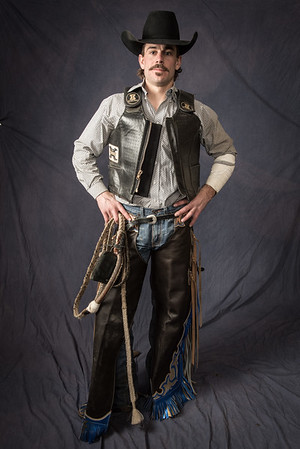 Corey D. Maier,  Hankinson, ND, Bull Riding