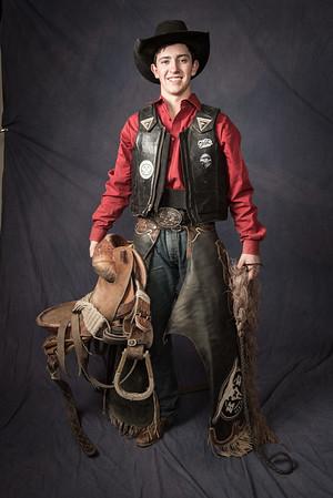 Kolby Wanchuk, Sherwood Park, AB, Saddle Bronc rider