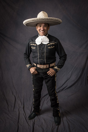 Tomas Garcilazo Traditional Charro, Rope Artist & Horseman