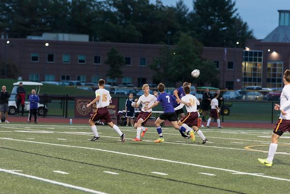 2017_10_11 Varsity Boys Soccer vs Ellington