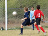 GOAL!!!  10/4/08 : A local youth soccer league gets fired up during their game.