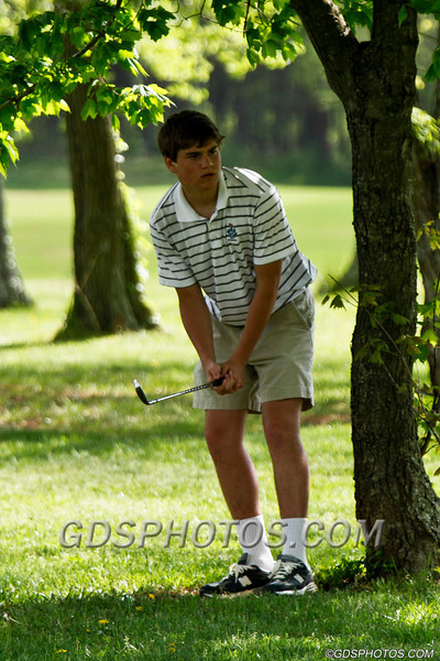 GDS VARSITY BOYS GOLF VS WESLEYAN_04182013_302