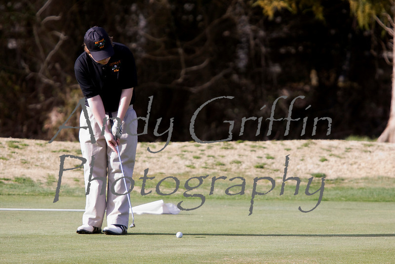Southeast Guilford Middle School Golf vs Northwest