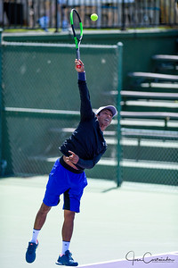 Playing Doubles at Tennis