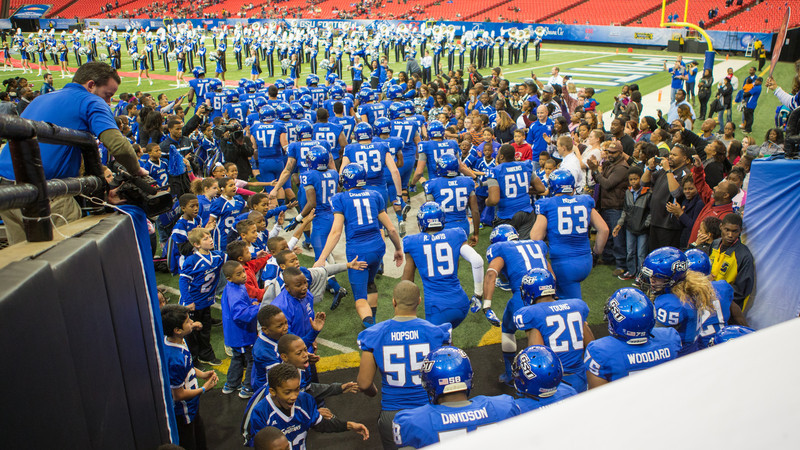GSU Panthers v South Alabama Jaguars Nov13