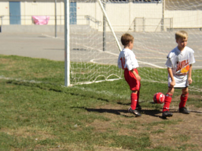 Gabriel's Twister Soccer 2006