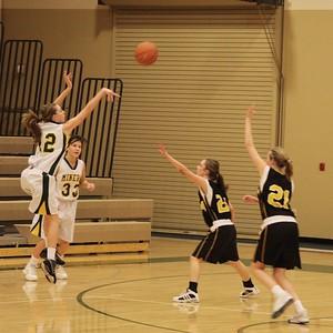 Galena vs Manogue Girls Basketball 1-24-09