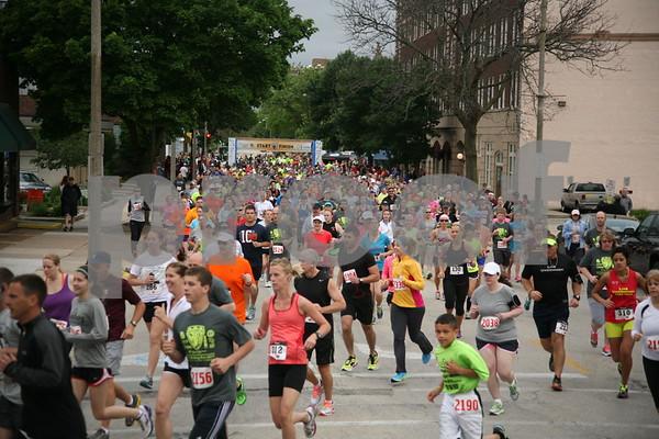 Run Galesburg Run 6/2/13