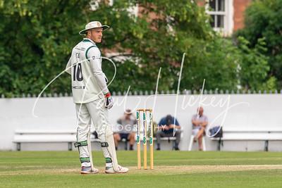 Ben Cox - Worcestershire Cricket Club