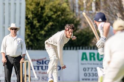 Kidderminster Cricket Club vs Walsall Cricket Club