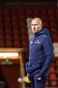 Russ Penn, Kidderminster Harriers Manager