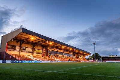 Aggborough Stadium, Kidderminster