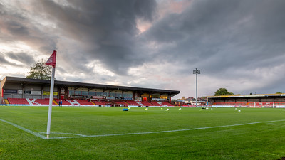 Kidderminster Harriers, Aggborough Stadium