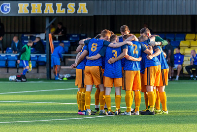 Sporting Khalsa vs Stourport Swifts Football Club