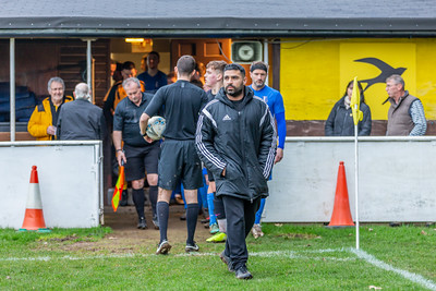 Stourport Swift vs South Normanton Football Club