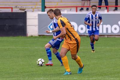 Worcester City Football Club vs Stourport Swifts