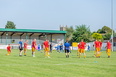 Worcester City Football Club vs Stourport Swifts