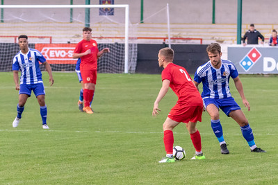 Worcester City Football Club vs Walsall Wood Football Club